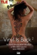 Alta in Vinyl Is Back 2 video from THELIFEEROTIC by Shane Shadow