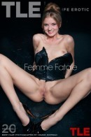 Bree Haze in Femme Fatale gallery from THELIFEEROTIC by Higinio Domingo