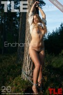 Kristine in Enchanted gallery from THELIFEEROTIC by Higinio Domingo