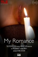 Mira V in My Romance video from THELIFEEROTIC by Shane Shadow