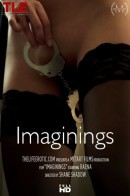Raena in Imaginings video from THELIFEEROTIC by Shane Shadow
