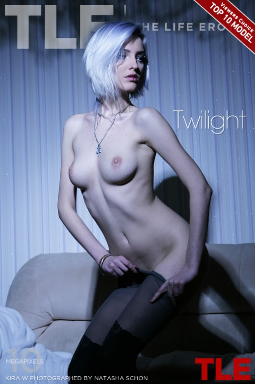 Kira W - `Twilight` - by Natasha Schon for THELIFEEROTIC