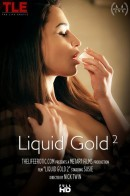 Susie in Liquid Gold 2 video from THELIFEEROTIC by Nick Twin