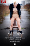 Ferggy in Alone 2 video from THELIFEEROTIC by Higinio Domingo