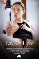 Nataly Von in Ray Of Light video from THELIFEEROTIC by Alis Locanta