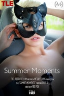 Lilly D in Summer Moments video from THELIFEEROTIC by Red Fox
