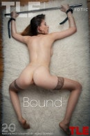 Marlyn in Bound gallery from THELIFEEROTIC by Higinio Domingo