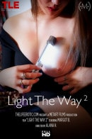 Margot B in Light The Way 2 video from THELIFEEROTIC by Alana H