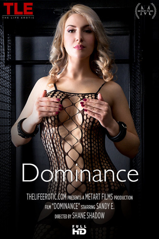 Sandy E - `Dominance` - by Shane Shadow for THELIFEEROTIC