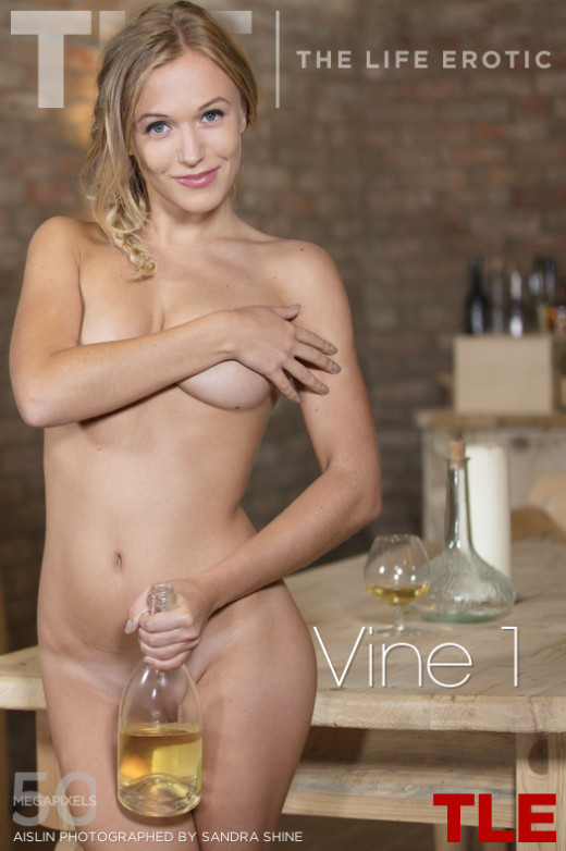 Aislin in Vine 1 gallery from THELIFEEROTIC by Sandra Shine