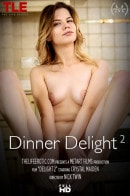 Crystal Maiden in Dinner Delight 2 video from THELIFEEROTIC by Nick Twin