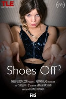 Samantha Shain in Shoes Off 2 video from THELIFEEROTIC by Higinio Domingo