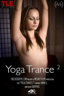 Anna G in Yoga Trance 2 video from THELIFEEROTIC by Xanthus