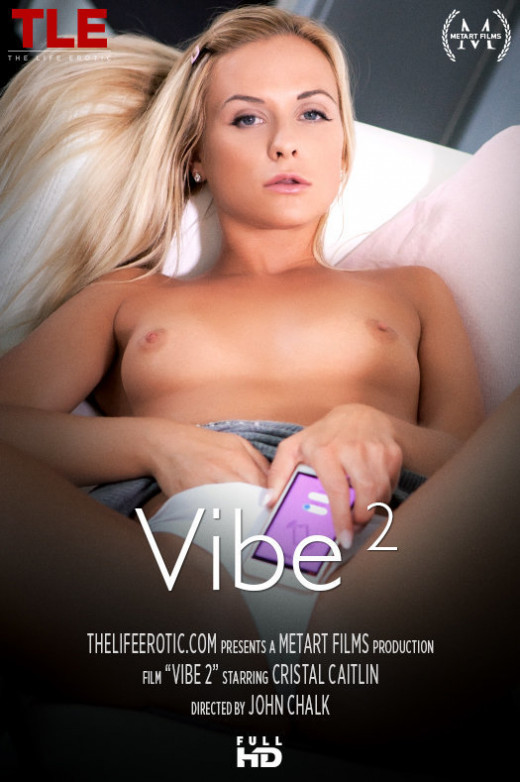 Cristal Caitlin - `Vibe 2` - by John Chalk for THELIFEEROTIC