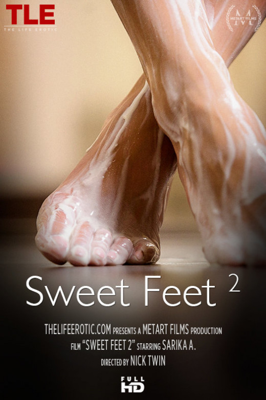 Sarika A - `Sweet Feet 2` - by Nick Twin for THELIFEEROTIC