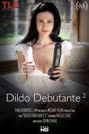 Nicole Love in Dildo Debutante 2 video from THELIFEEROTIC by John Chalk