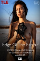 Maarit in Edge Of The Earth video from THELIFEEROTIC by Denis Gray