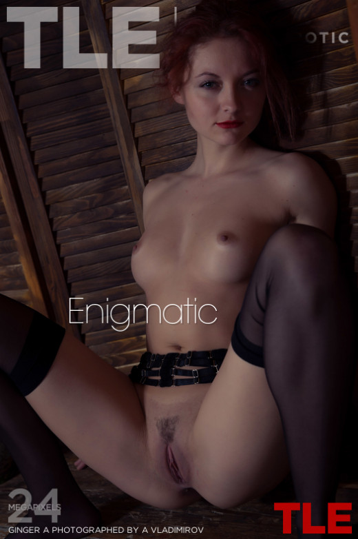 Ginger A in Enigmatic gallery from THELIFEEROTIC by A Vladimirov