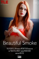 Maria Rubio in Beautiful Smoke video from THELIFEEROTIC by Red Fox