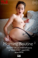 Elison G in Morning Routine 2 video from THELIFEEROTIC by Xanthus