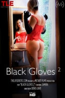 Samira in Black Gloves 2 video from THELIFEEROTIC by Denis Gray