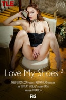 Raisa in Love My Shoes 2 video from THELIFEEROTIC by Tora Ness