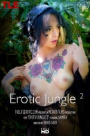 Samira in Erotic Jungle video from THELIFEEROTIC by Denis Gray