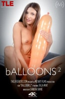 Talia Mint in Balloons video from THELIFEEROTIC by Sandra Shine
