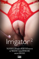 Antonia Sainz in Irrigator video from THELIFEEROTIC by John Chalk
