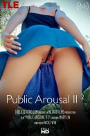Mary Lin in Public Arousal II video from THELIFEEROTIC by Nick Twin