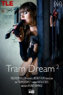 Natalie Russ in Tram Dream video from THELIFEEROTIC by Higinio Domingo