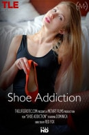 Dominica in Shoe Addiction video from THELIFEEROTIC by Red Fox