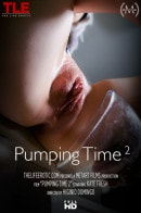 Kate Fresh in Pumping Time video from THELIFEEROTIC by Higinio Domingo