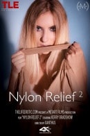 Kerry Bradshow in Nylons Relief video from THELIFEEROTIC by Xanthus