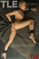 Attica in Slave For You gallery from THELIFEEROTIC by Stan Macias
