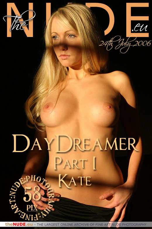 Kate - `Day Dreamer - Part I` - for THENUDE