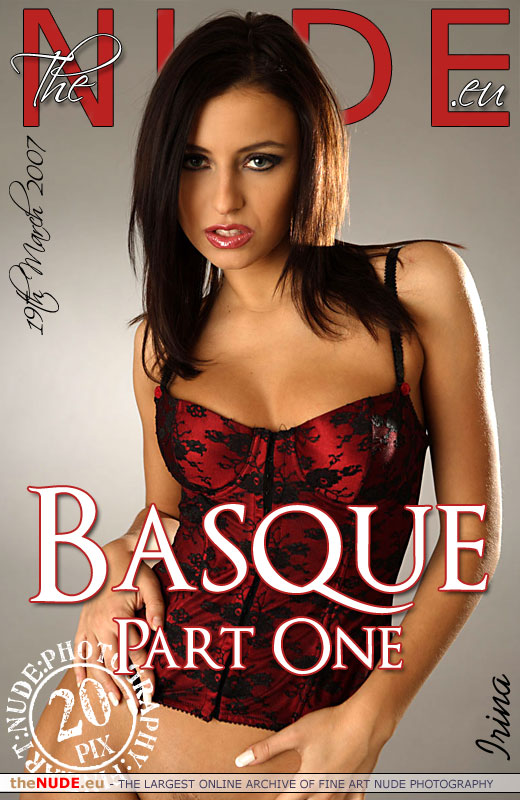 Irina - `Basque Part I` - for THENUDE
