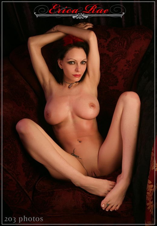 Erica Rae - `Set 2` - for THEREDCHAIR