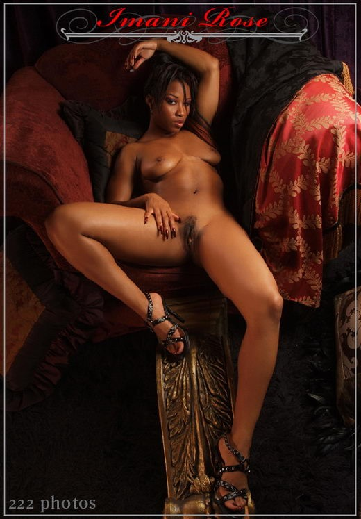 Imani Rose - `Set 2` - for THEREDCHAIR