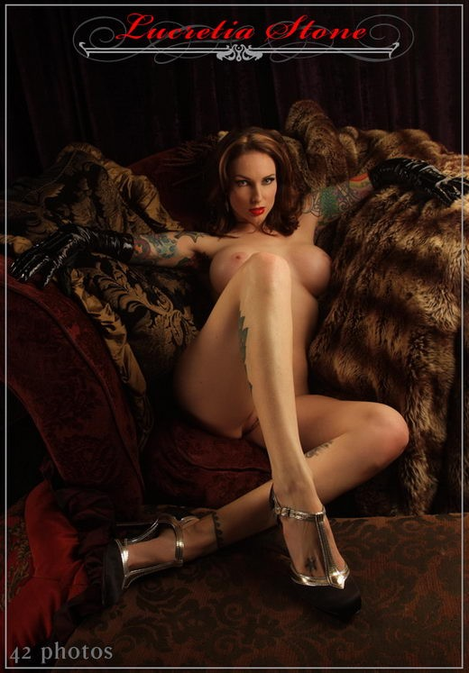 Lucretia Stone - `Set 1` - for THEREDCHAIR