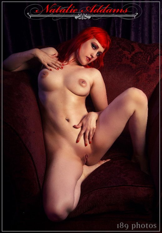 Natalie Addams - `Set 2` - for THEREDCHAIR