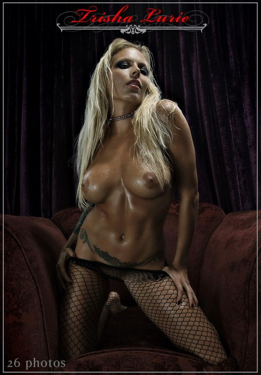Trisha Lurie - `Set 3` - for THEREDCHAIR