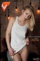 Olena in Cozy Evening gallery from THEREDFOXLIFE