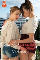 Adel Morel & Alice Shea in Vacation gallery from THEREDFOXLIFE