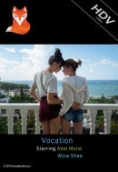 Adel Morel & Alice Shea in Vacation II video from THEREDFOXLIFE