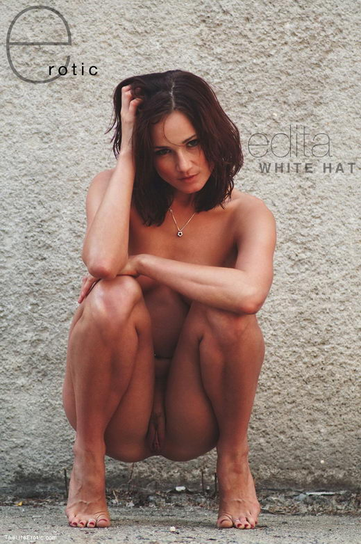 Edita - `White Hat` - for TLE ARCHIVES