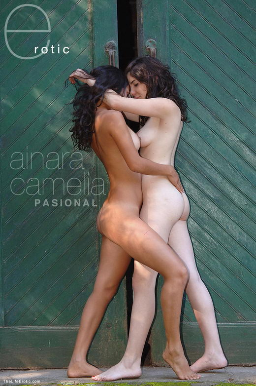 Ainara & Camelia - `Pasional` - for TLE ARCHIVES
