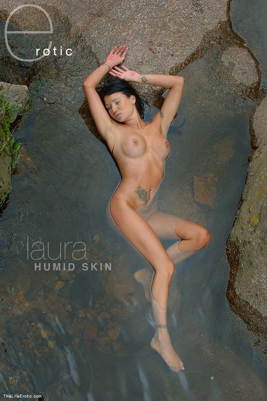 Laura - `Humid Skin` - for TLE ARCHIVES