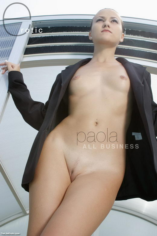 Paola - `All Business` - for TLE ARCHIVES