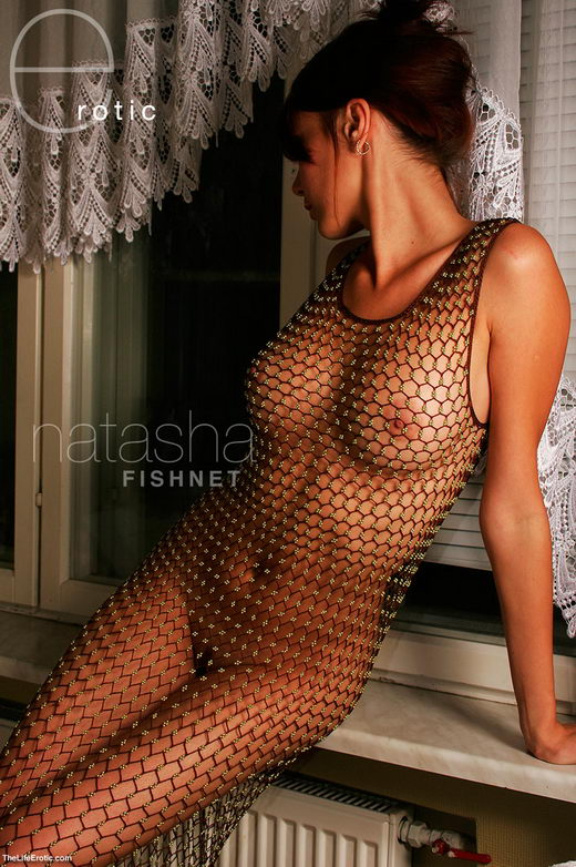 Natasha A - `Fishnet` - for TLE ARCHIVES